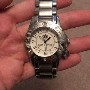 Juicy Couture Silver Watch
